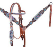 "Showman ""Chaco Canyon"" Tack Set"