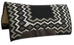"Showman Diamond Saddle Pad, 36"" x 34"""