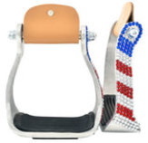 Showman Freedom Stirrups