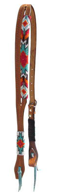 "Showman ""Laredo"" Split Ear Headstall"