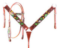 Showman Scottsdale Tack Set, Full size