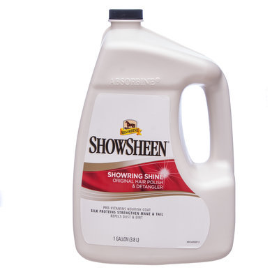 ShowSheen Hair Polish, gallon (NO SPRAYER)
