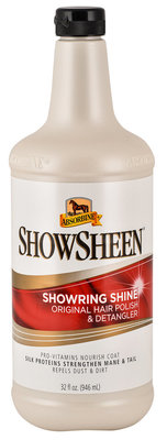 ShowSheen Hair Polish, 32 oz REFILL (NO SPRAYER)