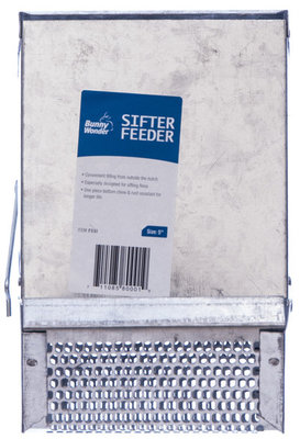Sifter-Type Feeder