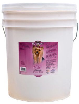 Silk Creme Rinse, 5 gallon