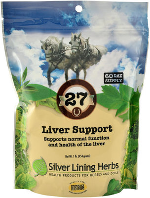 Silver Lining Herbs Liver Support