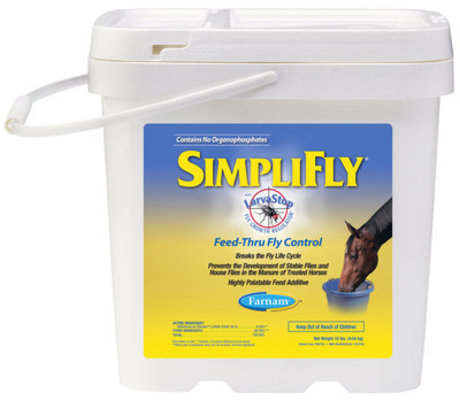 SimpliFly Feed-Thru Fly Control