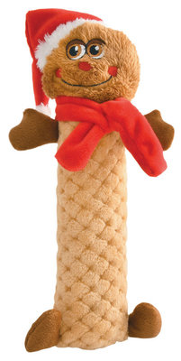 Full Body Squeaker Christmas Toy, each