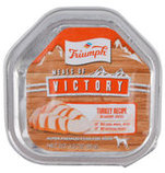 Triumph Meals of Victory with Turkey in Savory Juices Dog Food