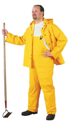 Sitex Rain Suit, Yellow