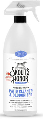 Skout's Honor Patio Cleaner & Deodorizer, 35 oz