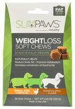 SlimPaws Weight Loss Soft Chews for Dogs, 30 ct