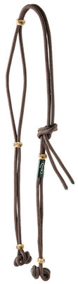 Slit Ear Rope Headstall
