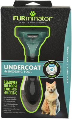 FURminator Undercoat deShedding Tool for Cats