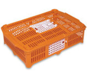 Small Poultry Shipping Crate