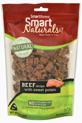 8 oz Beef/Sweet Potato Smart Naturals