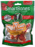 SmartBones Christmas Playtime Chews