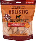 SmartBones Holistic Grain Free Recipe w/ Chicken, Medium