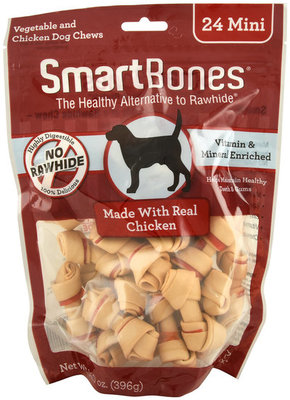 SmartBones Mini, 24 pack