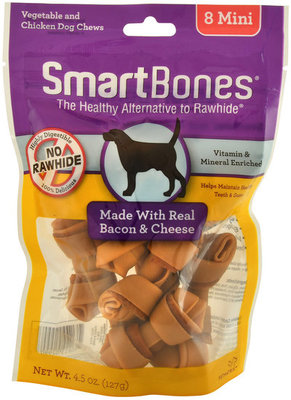 SmartBones Mini, 8 pack