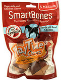 SmartBones PlayTime Medium Chews, 5 pack
