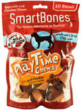 SmartBones PlayTime Mini Chews, 10 pack