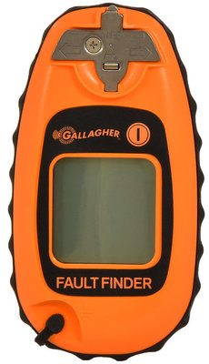 Fence Volt/Current Meter & Fault Finder