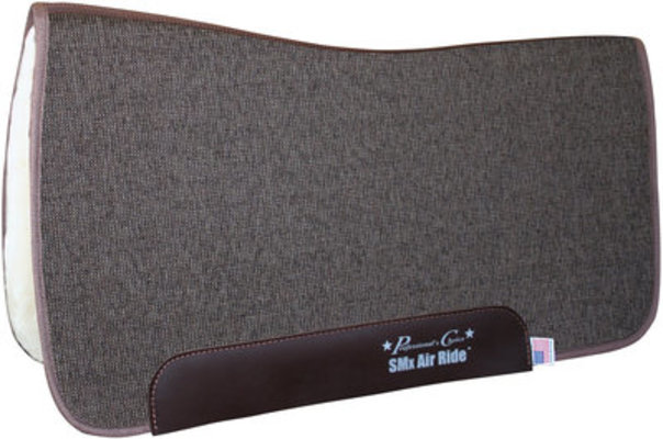 "SMX Air Ride All-Around Saddle Pad, 30"" x 32"""