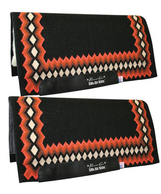 "SMx Air Ride Saddle Pad, 34"" x 36"", Shiloh [12 Days]"