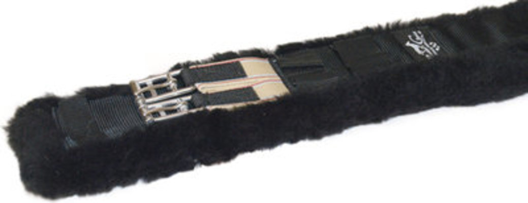 SMx Comfort-Fit Shearling Dressage Girth