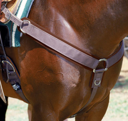 SMx Neoprene Breast Collar