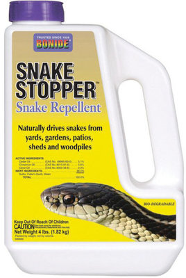 Snake Stopper Snake Repellent Spray From Bonide Jeffers Pet