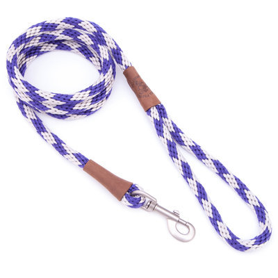 "Mendota Snap Leash, 1/2"" x 6'"