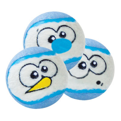 Snowballz Dog Toys