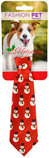 Snowman Holiday Necktie by Fashion Pet