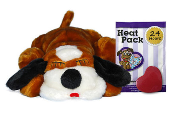 Snuggle Puppy Comfort Plush