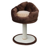 Soft Fleece Cat Stool