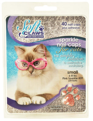 The Original Soft Paws - Nail Cap Kit for Cats