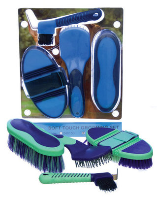 Soft Touch Grooming Set