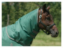 Solaris 1200D Horse Neck Rug (No Fill), Hunter