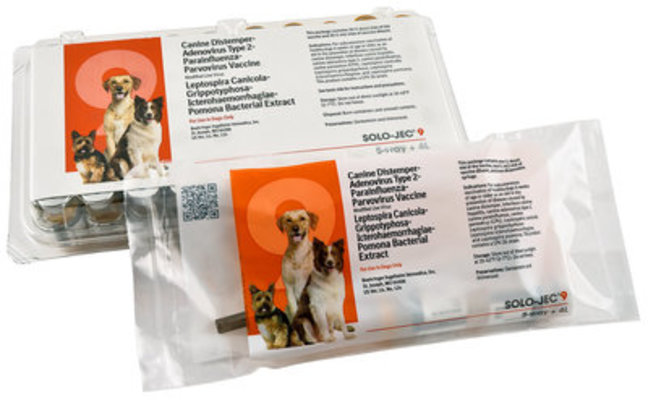 Solo-Jec 9 (9-way dog vaccine)