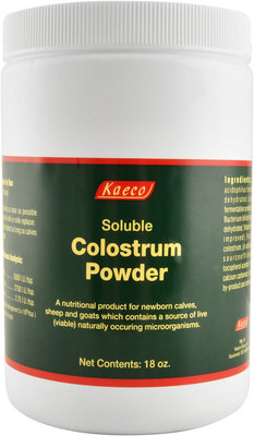 Kaeco Soluble Colostrum Supplement Powder, 18 oz
