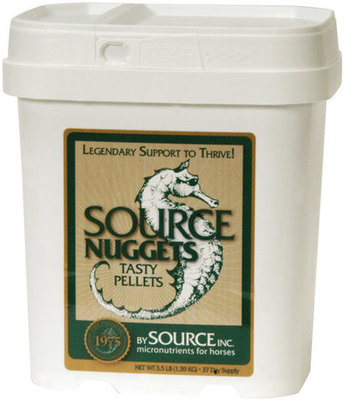 25 lb pail Source Nuggets, (266 servings)