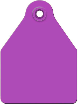 AgriTags Blank Custom Color Ear Tags (Large), 25 count