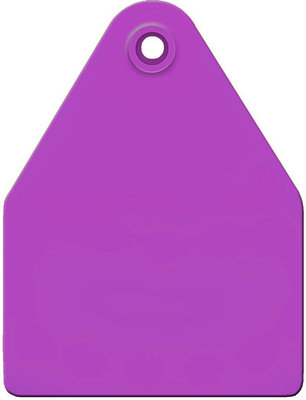 AgriTags Blank Custom Color Ear Tags (Maxi), 25 count