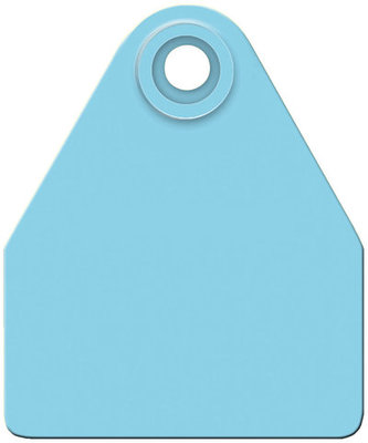 AgriTags Blank Custom Color Ear Tags (Medium), 25 count