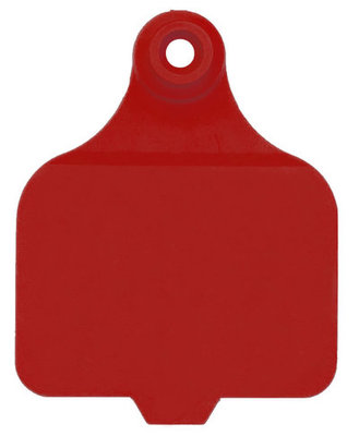 Duflex Custom Color Panel Tags (Large), 25 count