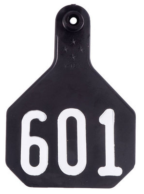 Special Order Numbered Y-Tex Tags, Large