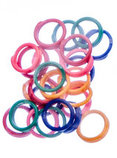 Assorted Spiral Leg Bands