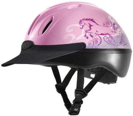 Graphic Spirit Helmet by Troxel